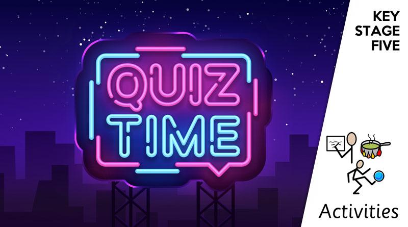 FE Quiz – 18th May