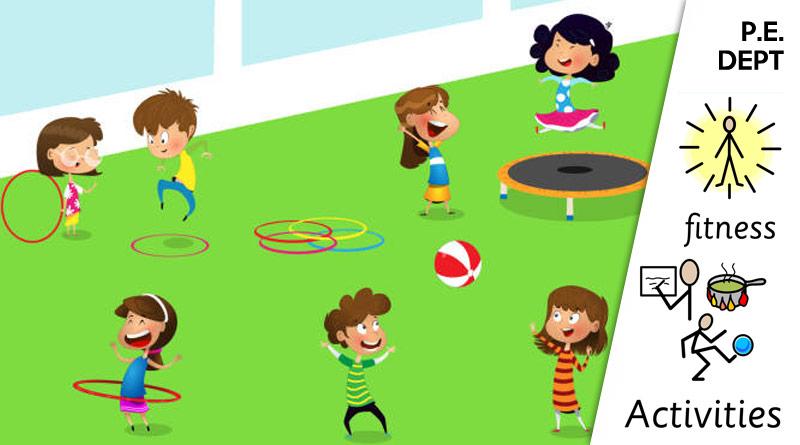 PE Activities – Lower & Upper School