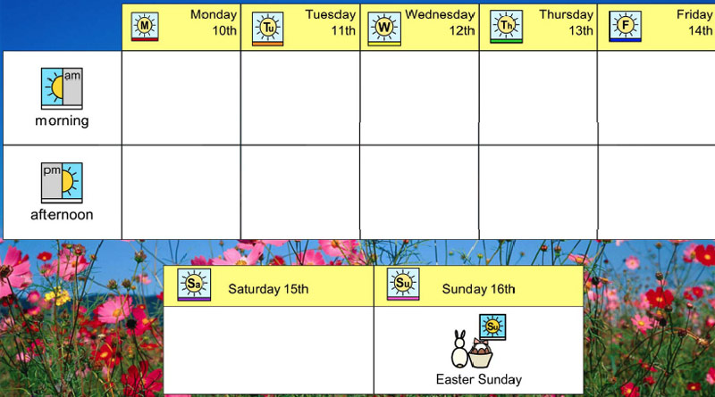 easterplanner
