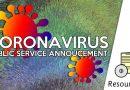 Coronavirus Public Service Announcement